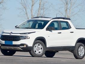 Fiat Toro Freedom 1,8 At6 Nafta Anticipo $50.000