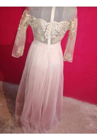 Vestido De Gala Muy Bonito