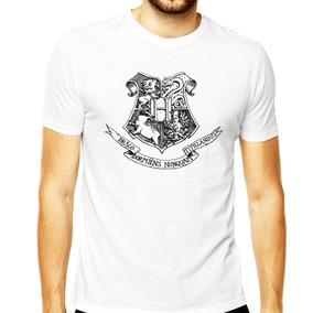 Camiseta Harry Potter Masculina Draco Dormiens Titillandus