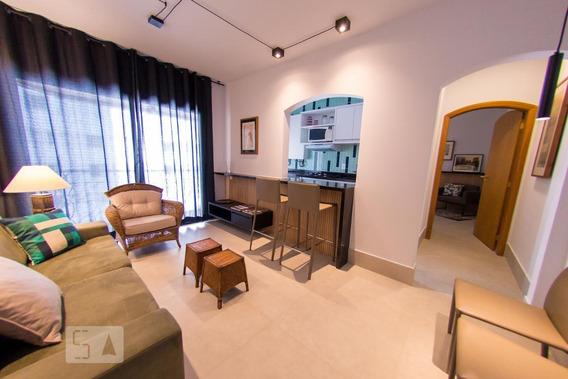 Apartamento Para Aluguel - Jardim Paulista, 1 Quarto, 58 - 893062555