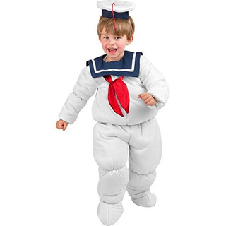 Toddler Marshmallow Costume 2-4t