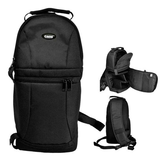 Mochila Bag Para Camera Digital Fotografica E Acessórios