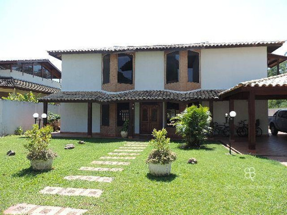 Casa Com 5 Dormitórios À Venda, 480 M² Por R$ 1.500.000 - Granja Viana - Cotia/sp - Ca1443