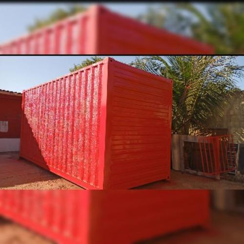 Imagem 1 de 6 de Venda E Locação De Containers