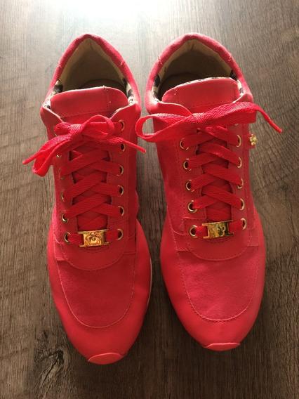 Tenis Jogging Pink Petite Jolie 37