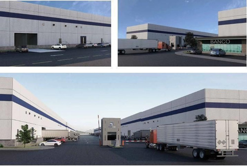 Imagen 1 de 4 de Bodega Industrial En Renta En Santa Rosa Apodaca Nl