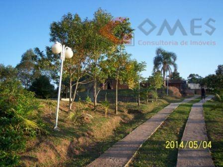 Sítio Rural À Venda, Recanto Week End (santa Luzia), Ribeirão Pires. - Si0002