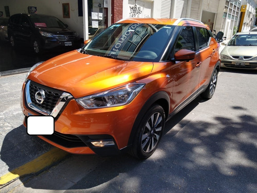 Nissan Kicks Exclusive Cvt F2 At