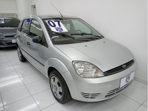 Ford Fiesta 1.6 Flex 5p 2007