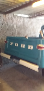 Ford Rural F 75