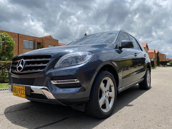 Mercedes Benz Ml 250 Cdi 4matic 2015