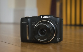 Camera Canon Power Shot Sx 160 Is