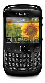 Celular Blackberry Curve 8520 Single 2g 2mp Preto Vitrine 1
