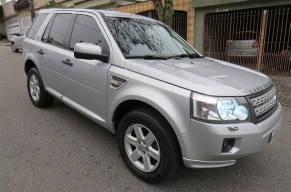 Land Rover Freelander 2 2.2 Dynamic Sd4 16v Turbo Diesel 4p