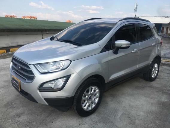Ford Ecosport Se Mecanica, 2019, 1500, Unico Dueño