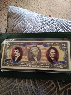 Combo Billete Y Monedas Bicentenial Collection