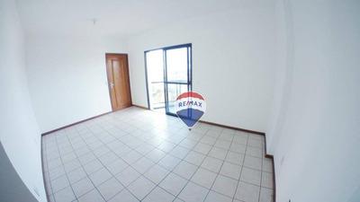Apartamento Com 3 Dormitórios, 84 M² - Batista Campos - Belém/pa - Ap0421