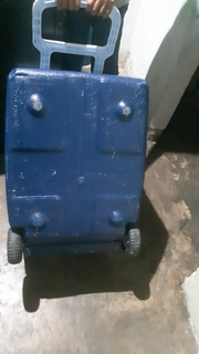Caixa Térmica Mor Com Rodinha