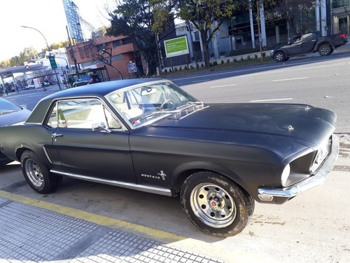 Ford Mustang Cupe 1968