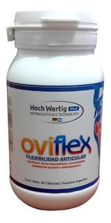 Oviflex Hoch Sport 60 Caps Zinc Vitamina E Selenio Colageno Ideal Para Articulaciones Uso Deportivo