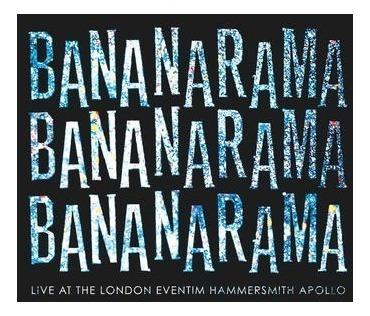 Bananarama Live At The London Hammersmith Apollo Blu-ray Imp