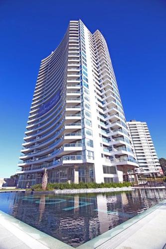 Punta Del Este Edificio Look Brava - Alquiler Dpto 2 Dorms.-