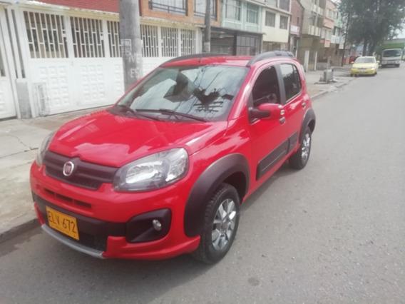 Fiat Uno Way 2019 - 20000 Km