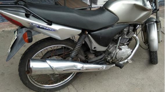 Honda Titan Ks 150 Ano 2008 Boa Mecânica Apenas 26.500km