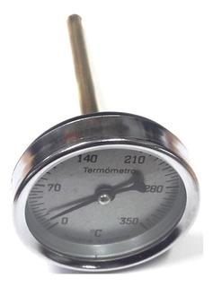 Pirometro Termometro Freidora Bulbo / Olla Cervecera 350°