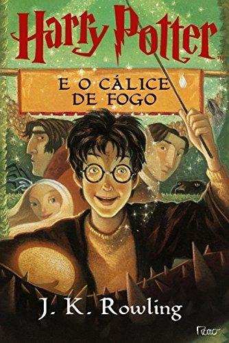 Harry Potter E O Cálice De Fogo - Livro 4
