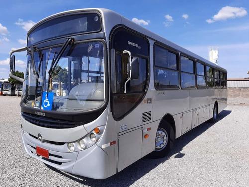 Ônibus Urbano Seminovo Caio Apache Mercedes Of1721  Financia