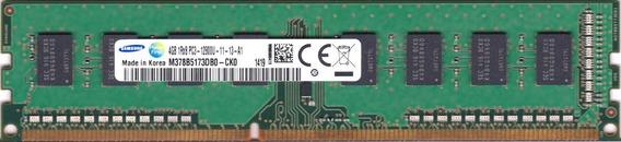 Memoria Para Pc Samsung 4 Gb Ddr3 1600 Mhz, M378b5173db0-ck0
