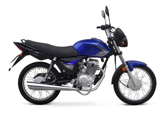 Motomel Cg 150 S2 Oferta Contado Escobar Grupo R