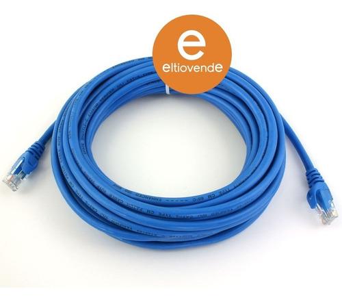 Cable Utp/patch Cords Cat6 3 Mtrs - Netmak