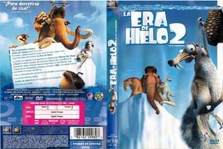 Dvd La Era De Hielo 2 (the Meltdown)