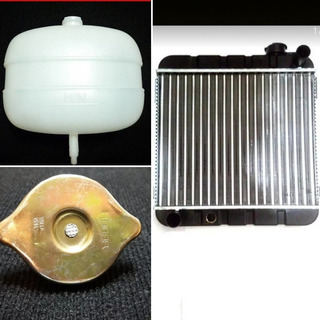 Radiador Kit 128/147 1.1 1.3