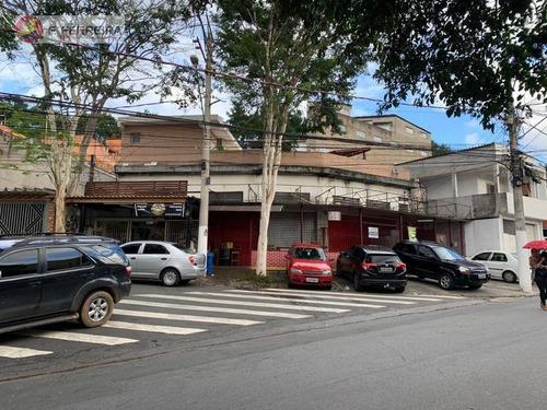 Prédio, 340 M² - Venda Por R$ 1.500.000 Ou Aluguel Por R$ 6.000/mês - Parque Santo Antônio - São Paulo/sp - Pr0006