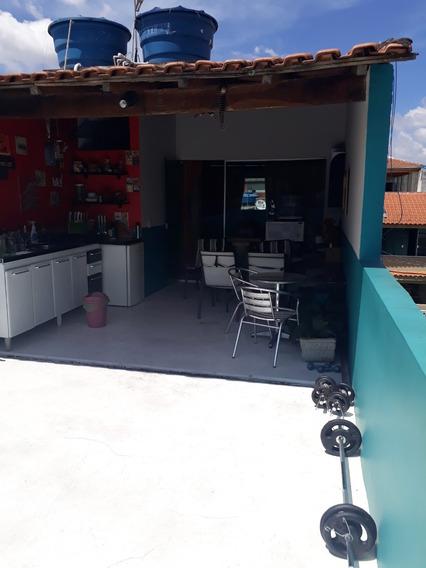 Tremembé,recanto Verde 180m2,terraço,l.vista Serracantareira