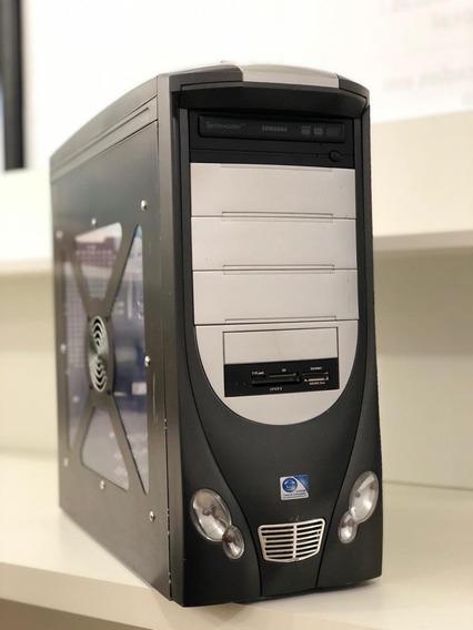 Computador Cpu Core 2 Duo 2gb Hd 250gb Estado De Novo