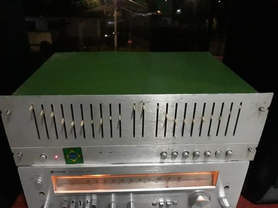 Tarkus Te 2102 Equalizador (restauro Ou Peças)