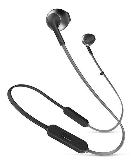 Fone De Ouvido Jbl T205bt Bluetooth T205 Bt Com Microfone