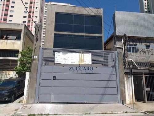 Predio Comercial Na Vila Das Palmeiras/vila Augusta - Pr0319