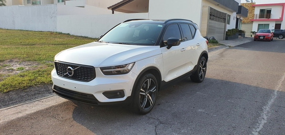 Volvo Xc40 R-design T5 Awg 2.0