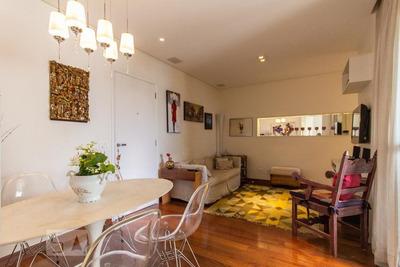 Apartamento No 19º Andar Com 2 Dormitórios E 2 Garagens - Id: 892932518 - 232518