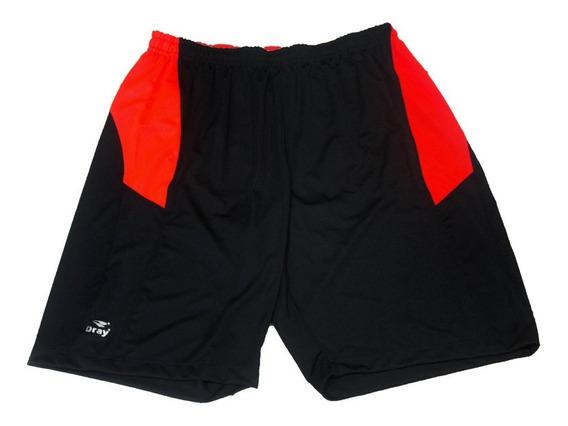 Shorts Calção Dray Pra Futebol Academia Plus Size G1 G2 E G3