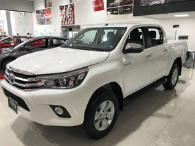 Toyota Hilux Diesel 4x4 Doble Cabina