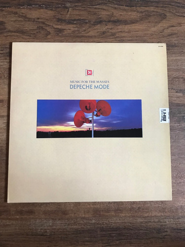 Depeche Mode - Music For The Masses (CD + DVD)
