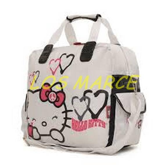 Mira La Falla !!! Hello Kitty Bolso Grande 33 X 24 Sanrio !!