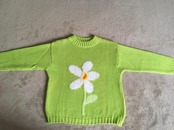 Sweater Niños Marca Benetton Talle Xs
