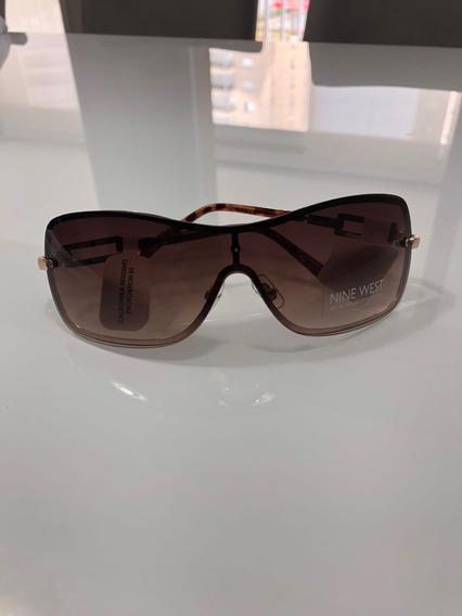 Óculos De Sol Feminino Com 100% Proteção Uv - Nine West